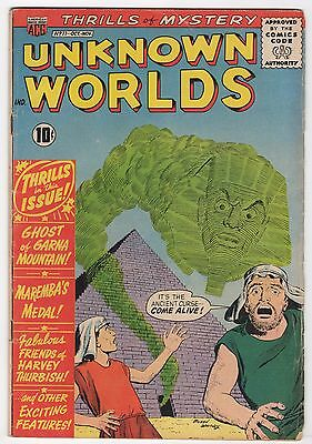 Unknown Worlds #11     (ACG 1960)     VG