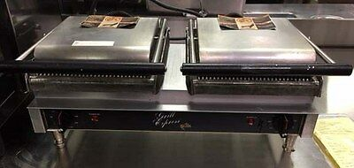 Star Grill Express Two-Sided Grill Panini GX20IG