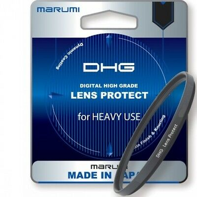 Marumi 46mm DHG Lens Protect Clear Filter - DHG46LPRO