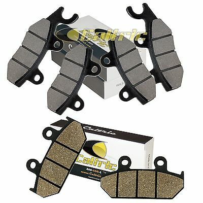 Front Rear Brake Pads Fit Suzuki An400 An400A Burgman 400 2003-2016 Abs