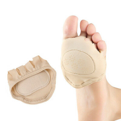 1 Pair Forefoot Metatarsal Pain Relief Cushion Ball of Foot Pads Protector