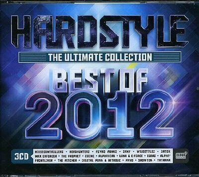 Hardstyle: The Ultimate Collection - Best Of 2012 [CD]