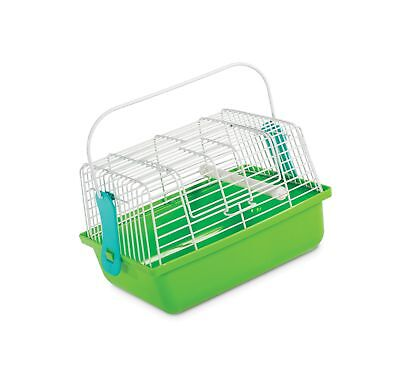 Prevue Pet Products Travel Cage for Birds and Small Animals Green