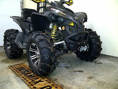 Winch Bumper For The 07-11 Can Am Renegade