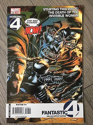 FANTASTIC FOUR #558 1st appearance OLD MAN LOGAN WOLVERINE MARVEL COMICS X-23