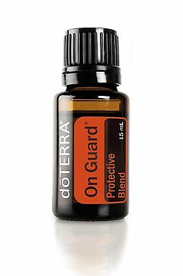 doTERRA On Guard Essential Oil Blend 15ml New Sealed FREE SHIPPING EXP: 2022