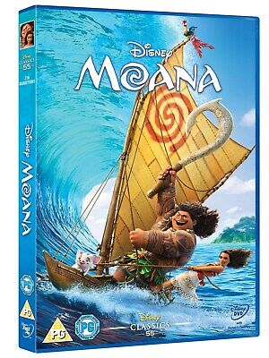 Moana (Disney) [DVD]