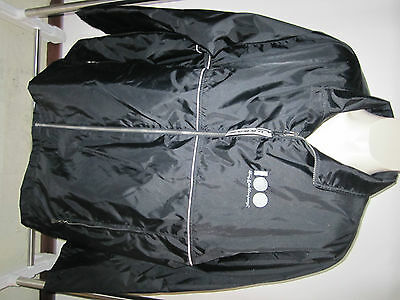 Ford Black 100 Anniversary Bomber Style Jacket Coat From Dealer Size Men's Xl