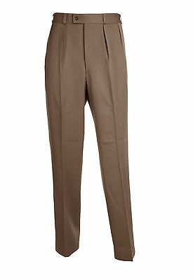 Dress Uniform Parade Trouser Army Pant GI Issue WWII US Look All Sizes Khaki NEW