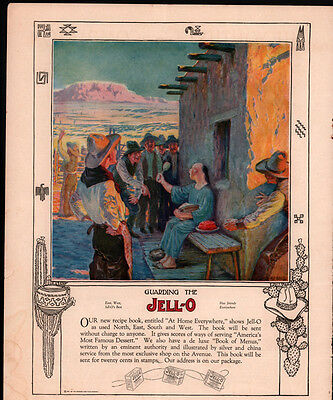 1919 Ad Lot Of 5 Grape Nuts Jello Frame Color Cute Kids Price O'neill Chinese