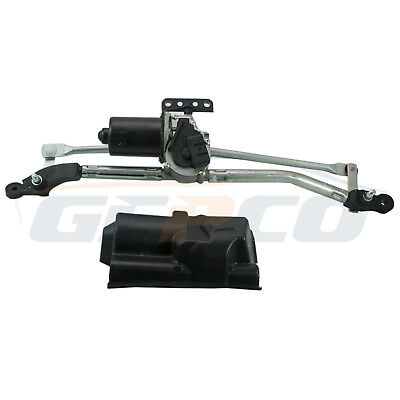 Windscreen Wiper Linkage + Motor Opel Astra G 24450202 1273057 1273416 1274142