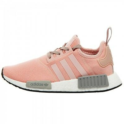 97f4e244d Wmns Adidas NMD Nomad Runner Vapor Pink Onix Grey BY3059 Offspring Womens  NMD R1