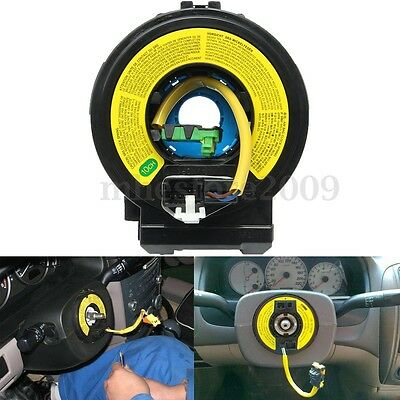 93490-2B200 Steering Wheel Airbag Spiral Cable Clock Spring For SANTA FE 2005-12