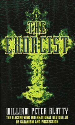 The exorcist by William Peter Blatty (Paperback)