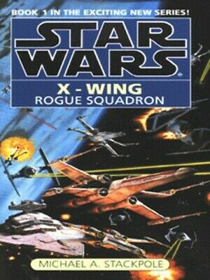 Star Wars.: Rogue squadron by Michael A Stackpole (Paperback)