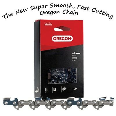 "Oregon 91Vxl Chainsaw Chain Blade For Husqvarna 236 135 With 14"" Bar Free Post!"