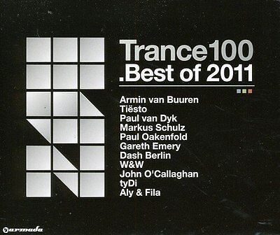 Trance 100  Best Of 2011 [CD]