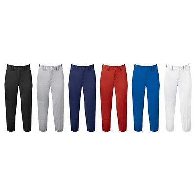 Mizuno Women's Fastpitch Softball Select Belted Low Rise Pant 350150