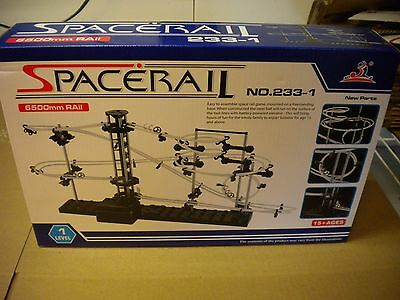 Spacerail #233-1 6500Mm Rail New In Box Space Rail Game  Fast/free Shipping!!
