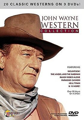 John Wayne Western Collection [3 disc set]