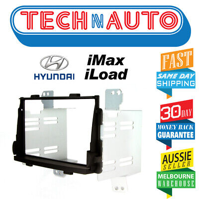 Hyundai iLoad iMax 2008-2015 H1 Fascia Stereo Surround Dash Facia Panel 2 DIN