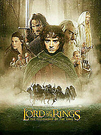 The Lord of the Rings Motion Picture Tri Blu-ray