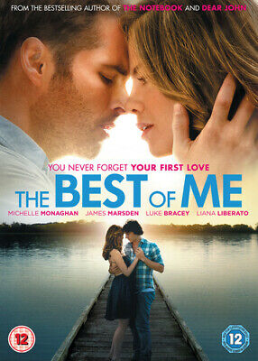 The Best of Me DVD (2015) Michelle Monaghan