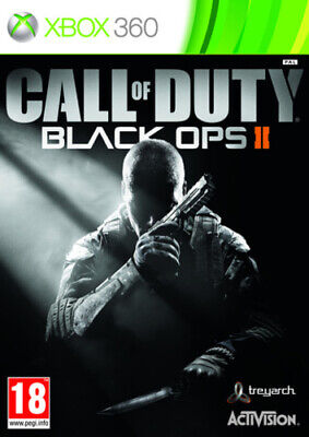 Call of Duty: Black Ops II (Xbox 360) VideoGames