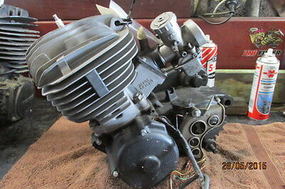 Yamaha Yz490- 1982-83  Engine Only  Full Rebuild  $3500