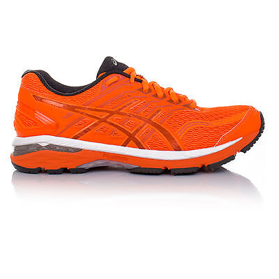 Asics GT 2000 5 Summer Pack Mens Orange Support Running Road Shoes Trainers
