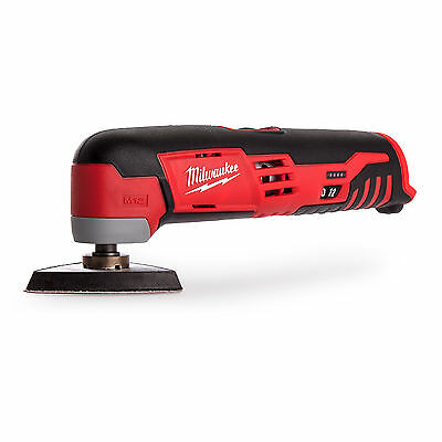 Milwaukee C12MT-0 M12 Cordless Sub Compact Multi-Tool (Body Only)