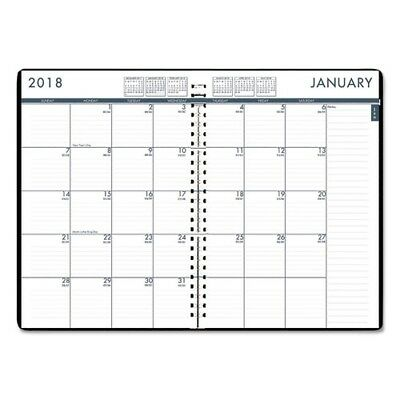 House of Doolittle 2018 24/7 Daily Appointment Book & Monthly Planner - 289632