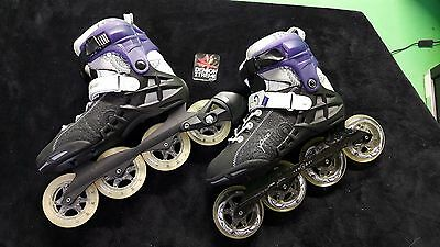 Powerslide Phuzion 4 Pure fitness Inline Skates - EX-display/Sample