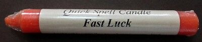 FAST LUCK Quick Spell Ritual Candle!
