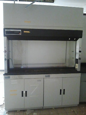 Labconco Protector Laboratory Hood with Cabinets
