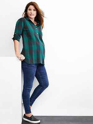 New Gap Maternity 1969 Stretch Skinny Jeans SIZE 4 Full Panel 725718