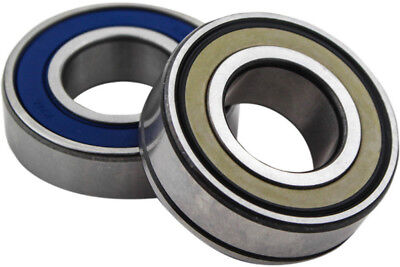 25 MM SEALED WHEEL BEARING SET FOR DNA /& MIDWEST HARLEY WHEELS 2008 /& UP