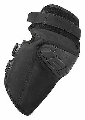 ICON Motosports Field Armor STREET KNEE Motorcycle Knee Guards (Choose Size)