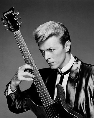 David Bowie Music Legend High Quality 8X10 Photo Photograph Picture #2