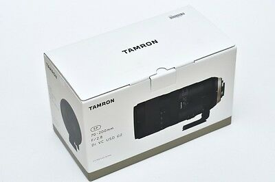 Tamron Telephoto Zoom Lens SP 70-200mm F2.8 Di VC USD G2  Full Size for Canon