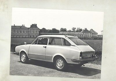 1965 1966 ? BMW Glas 1304CL ORIGINAL Photograph ww7006