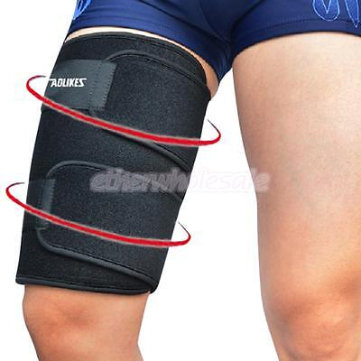 Orthopedic Dual Tension Thigh Hamstring Comfort Compression Thigh Support