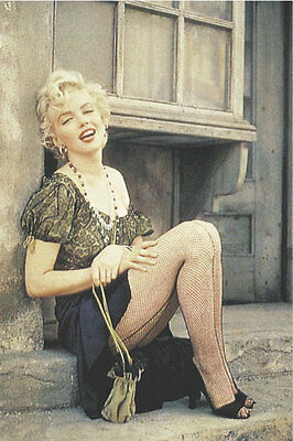 Marilyn Monroe - Fishnet Stockings POSTER 61x91cm NEW * hollywood icon legend