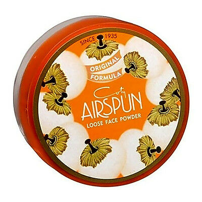 COTY Airspun Loose Face Powder Translucent NEW