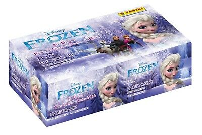 Disney Frozen Ice Dreams 4x6 inch Photocards Box of 24 Unopened Packs of cards