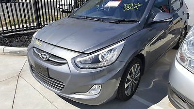 Hyundai Accent Sr Rb 2014- 2017 Current Now Wrecking For Parts