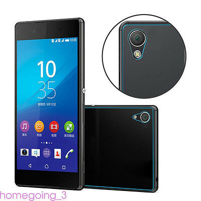 9H+ Front / Back Tempered Glass Screen Protector For Sony Xperia Z3 Wholesale
