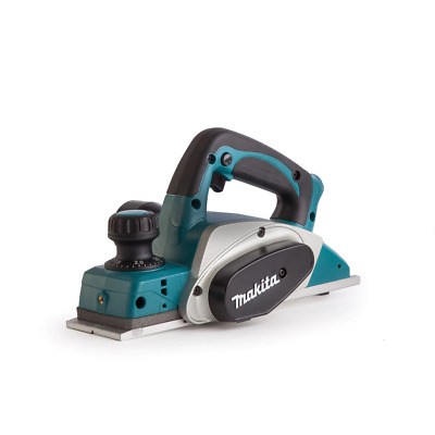 Makita KP0800 Planer 3 Inch / 82mm 240V Fast Cutting Comes With Socket Wrench