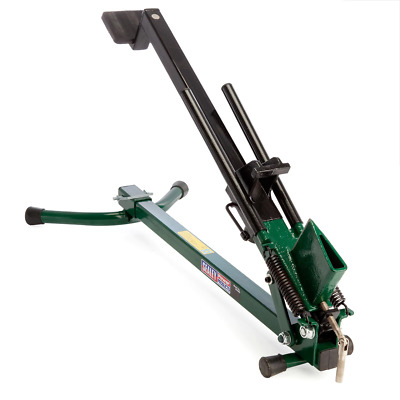Sealey LS450H Log Splitter Foot Operated - Horizontal, Lightweight and Portable