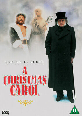 A Christmas Carol DVD (2006) George C. Scott